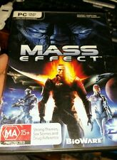 Mass Effect PC GAME - FREE POST *