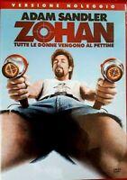 ZOHAN (2008) un film di Dennis Dugan - con Adam Sandler DVD EX NOLEGGIO - SONY