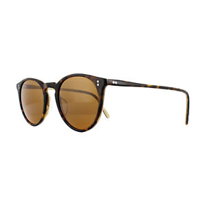 Oliver Peoples Sunglasses O'Malley 5183S 166653 Horn Brown