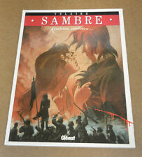 YSLAIRE - SAMBRE - 3 - EX-LIBRIS PAGE DE GARDE - N&S - SCHLIRF BOOK - EO ( TBE )