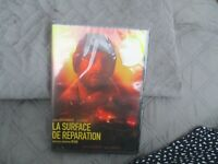 """DVD """"LA SURFACE DE REPARATION"""" Franck GASTAMBIDE, Alice ISAAZ"""