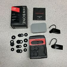 Lot Of 2 Jawbone Icon Noise Assassin 2.5 Noise Cncling Bluetooth Headset+Extras