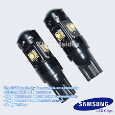 2 pcs 25W 6000k White 921 912 906 Back up Reverse LED Light Bulbs Projector Lens