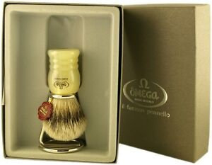 OMEGA Super Badger Shaving Brush 620.Y