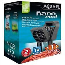 AQUAEL Nano COOL FAN Acquario Vasca dei Pesci di raffreddamento 1w USB MARINI Barriera Corallina Estate