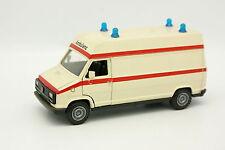 NZG 1/43 - Fiat Ducato Ambulanz Ambulance