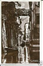 ve 152 1942 VENEZIA Rio Albrizzi - viagg - FP - Ed.Brocca Venezia