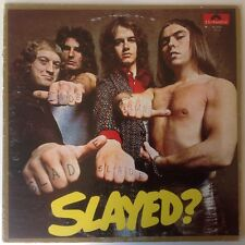 SLADE SLAYED? 1972 U.S.Original Vinyl Record LP