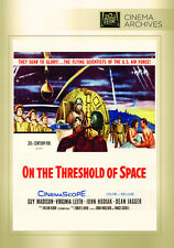 On the Threshold of Space 1956 (DVD) Guy Madison, Virginia Leith, John Hodiak