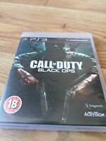 Playstation Games PS3 Call of Duty: Black Ops FAST DISPATCH UK Complete Game VGC