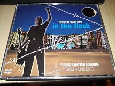 Roger Waters - In The Flesh - 2xCD + Live DVD - (Pink Floyd)