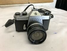 Great Pentax Spotmatic F camera With Accura Diamatic 28mm f3.5 lens