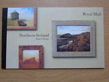 QC COLLECTION GB ALBUM 1994 NORTERN IRELAND PRESTIGE STAMP BOOK COMPLETE