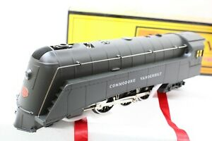 RAIL KING MTH COMMODORE VANDERBILT HUDSON STEAM ENGINE 4-6-4 O GAUGE 30-1133-1