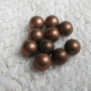 """10 Phosphor Bronze ball bearings 1/8"""", 3/32"""" Model Engineering / Live Steam"""