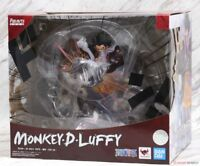 One Piece Monkey D. Luffy Fourth Gear Leo Bazooka Figuarts Zero Bandai Tamashii