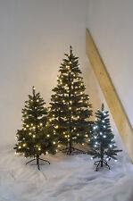 Blautanne  121 cm # 81120 mit 80 LED´s künstlicher Christbaum Sonderaktion
