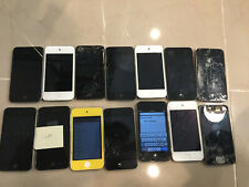 Lots 14 Apple ipod touch 4th Generation 8gb Cracked Screens / LCD AC112
