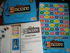 Encore Deluxe by Endless Games (Board Game) - Hard To Find - Complete