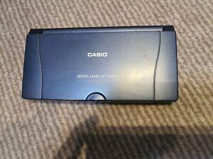 CASIO Digital Diary SF-7200SY