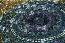 star roundie mandala hippie deocr throw beach towel yoga mat bed decor table