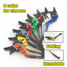 Folding Extendable Brake Clutch Levers for Ducati MONSTER 1100 S4R STREETFIGHTER