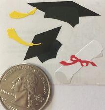 GRADUATION HAT Sticker(6pc)Mrs. Grossman's•Diplomat•School•Ceremony •High School