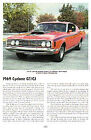 1969 Mercury Cyclone GT/CJ Article - Must See  for sale