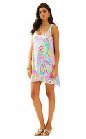 Lilly Pulitzer - Monterey Dress - Shellabrate Pink Pout  - XL X-Large