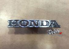 2017 Genuine Honda Merchandise Soft Enamel Metal Pin Badge / Tie Pin / Brooch
