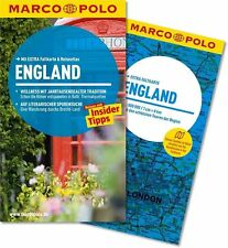 MARCO POLO Reiseführer England von Michael Pohl und Kathrin Singer 2013, Tasche