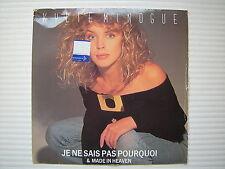 "Kylie Minogue - Je Ne Sais Pas Pourquoi / Made In Heaven, PWL 21 Ex Con 7"""