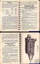 WW2 ALLISON ENGINE MAINTENANCE SERVICE MANUALS V-1710 ARCHIVE P-51 P-40 P-38