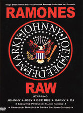 Ramones - Raw DVD, Floyd Vivino, Lemmy, Al Lewis, Carly Simon, Drew Barrymore, C