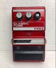 DOD Digitech FX53 Classic Tube Overdrive Vintage Guitar Effect Pedal(Rare pedal)