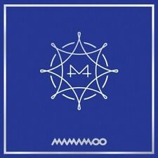 Mamamoo-[Blue;s]8th Mini Album CD+Booklet+PhotoCard+Gift+K-POP Poster+Tracking