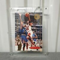Michael Jordan Upper Deck SP Card 1995 Championship Series 5x7 Limited Edition