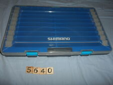T5640 Ar Blue Shimano Lure Storage Tackle Box