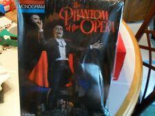 Vintage Monogram Phantom of the Opera monster model 1/8 new in sealed box