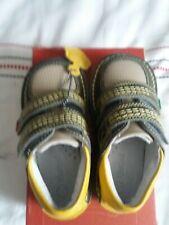 Kickers Sneakerise LO Leather/Yellow 25