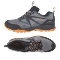 NEW Merrell Men's Capra Bolt Leather Waterproof Hiking Shoes Hiker Sneakers