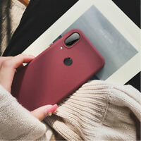 For Huawei P40 Pro P40 30 Lite P20 Lite Shockproof Soft TPU Silicone Matte Case