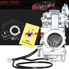 Fits HSR42 TM42-6 Evo Evolution Twin Cam 42mm Carburetor
