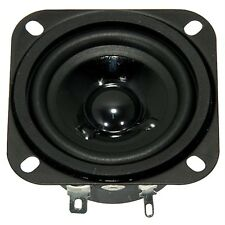 Visaton FR 58 - 4 Ohm Square Fullrange Speaker 5.8cm
