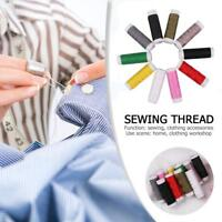 10pc Polyester Sewing Thread Hand Stitching Embroidery Sewing Threads DIY Sewing