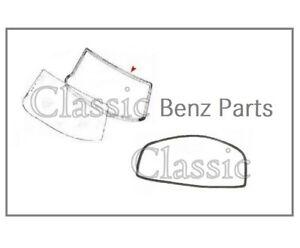 Mercedes W114 W115 Coupe Front windshield windscreen window rubber