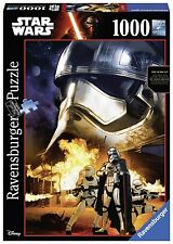Star Wars Episode VII Military Ravensburger 1000 Piece Puzzle *BRAND NEW*