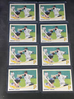 2013 Topps Update Rookie Card Gerrit Cole #US150 RC Pittsburgh Pirates Lot Of 8