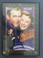 DVD MUSICA Y LAGRIMAS James Stewart June Allyson THE GLENN MILLER STORY A Mann