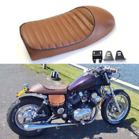 E//W Yamaha XV750 Virago Seat Cover 1985-1991 in 25 Color Options or 2-tone
